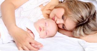 Совместный сон с малышом. За или против.