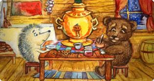 Польза чая для детей