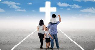 Христианская семья: Воспитание характера ребёнка